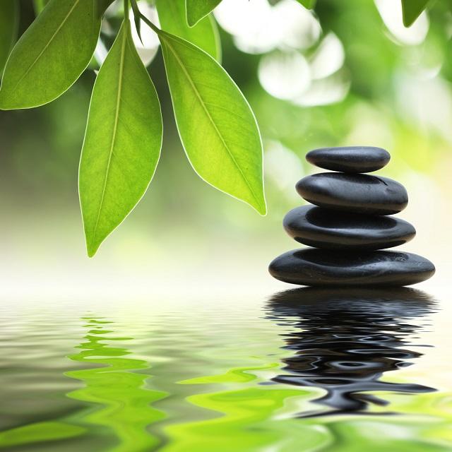 Zen balans